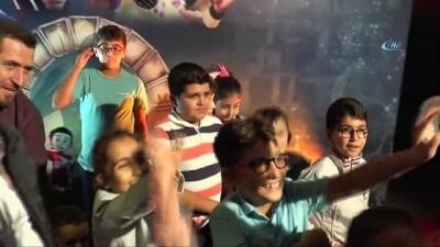 İstanbul'un gezilecek yerleri çocuk filmiyle anlatılacak