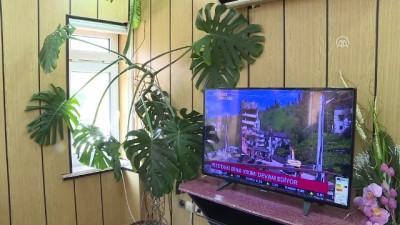 Muradiye Belediyesine ait 4 katlı bina için yıkım kararı - RİZE