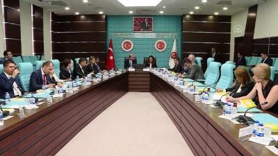Ticaret Bakanlığı ile Dünya Bankası arasında mutabakat zaptı - ANKARA