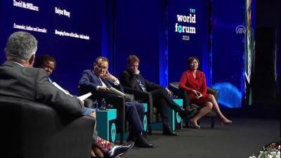 TRT World Forum - Çin Hindistan Enstitüsü Yönetici Ortağı Haiyan Wang - İSTANBUL