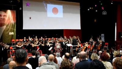 Türk-Japon dostluğuna adanan 'Dünya Barışına Çağrı' konseri - MUĞLA