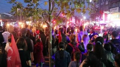 Cumhuriyet coşkusu Fettah Can konseriyle renklendi