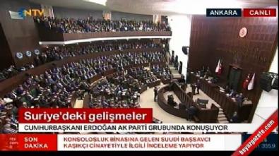 recep tayyip erdogan - Erdoğan'dan operasyon sinyali