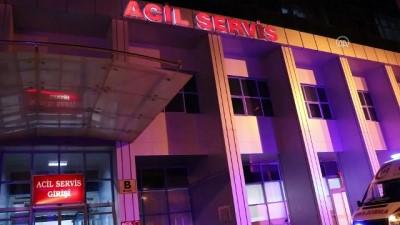 İki otomobil çarpıştı: 8 yaralı - BURDUR
