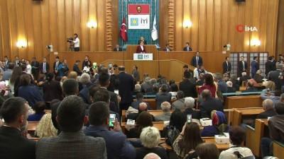 """İYİ Parti Genel Başkanı Meral Akşener: """"Olur da bir gün benden gelecek bir telefonla vicdanınız arasında kalırsanız, vicdanınızı dinleyiniz"""""""