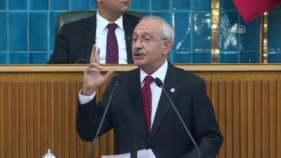 Kılıçdaroğlu: 'Atatürkçülük, kimsenin önünde boyun eğmemek demektir' - TBMM