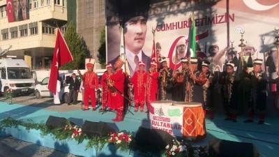 uygarlik - Konak Meydanı'nda Cumhuriyet resepsiyonu - İZMİR