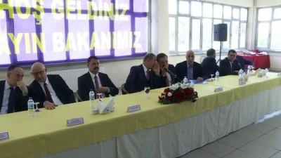 Milli Savunma Bakanı Akar, MKE Muhimmat Fabrikası'nda incelemelerde bulundu - KIRIKKALE