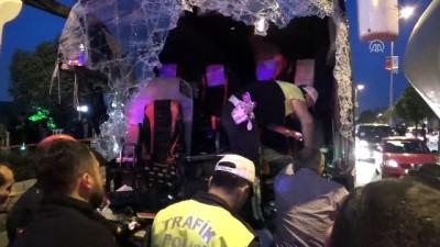 Otobüsle tır çarpıştı: 1 ölü 17 yaralı - ZONGULDAK