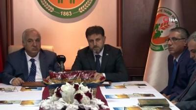 Türkiye Tarım Kredi Kooperatifleri ile Oba Makarnacılık'tan ''Ticari İşbirliği Protokolü''