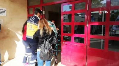 Zonguldak'ta karbonmonoksit gazından 2'si çocuk 5 kişi zehirlendi