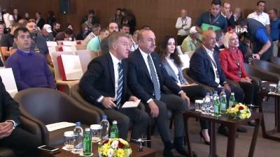 spor musabakasi - Ahmet Ağaoğlu: 'Geçen yıl televizyon yayınının reklam karşılığı 148 milyon dolardı'