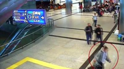 Atatürk Havalimanı'nda İtalyan ve Kolombiyalı yolcularda kokain ele geçirildi