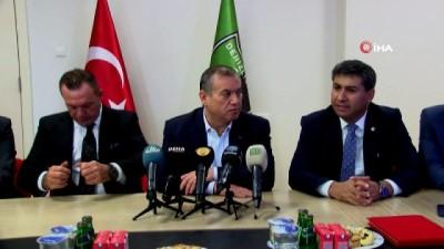 Denizlispor'da Ali Çetin dönemi