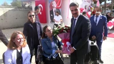 Engelli vatandaşların araçları için 'Engelsiz Tamirhane' kuruldu