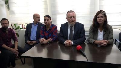 HDP Eş Genel Başkanı Temelli - Danıştay'ın 'öğrenci andı' kararı - BATMAN