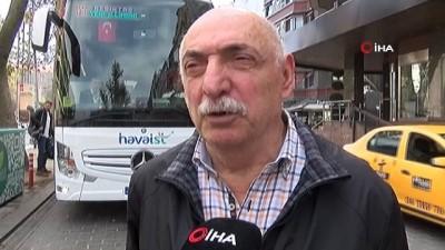 İstanbul Havalimanı'na İETT ve Havaist seferleri başladı