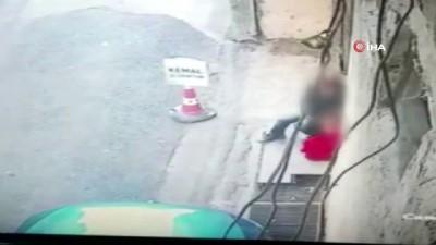Küçük kıza taciz olayında şahıs bir kez daha gözaltına alındı