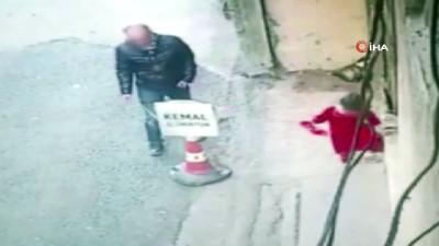 Küçük kıza tacizde bulunan şahıs tutuklandı