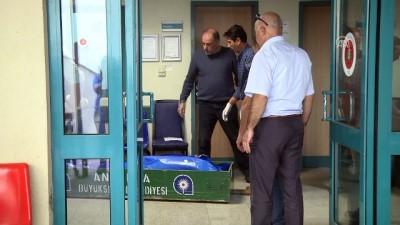 Manavgat'ta eğitim uçağının düşmesi - Cenazeler adli tıp morgundan alındı - ANTALYA