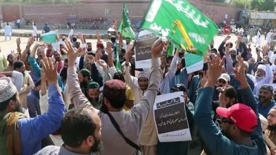- Pakistan'da İdam Kararının Feshi Halkı Sokaklara Döktü