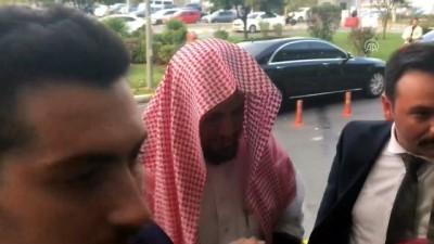 Suudi Başsavcı Ma'cib, ülkesine döndü - İSTANBUL