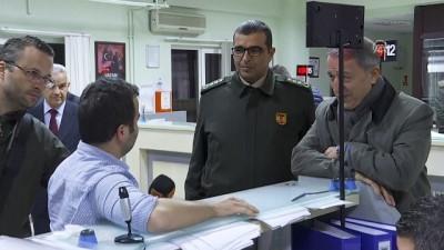 (TEKRAR) Akar'dan askerlik şubesine sürpriz denetim - İSTANBUL