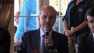 AK Parti Genel Başkanvekili Kurtulmuş : 'Emperyalist projenin parçası olan terör örgütlerine asla müsamaha etmeyeceğiz' - VAN
