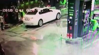 Antalya'da film gibi hırsızlık operasyonu...Hırsızlar kamerada