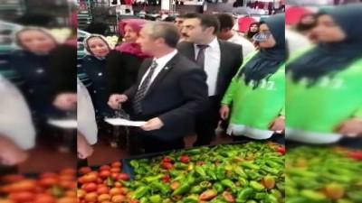 Belediye Başkanı Tahmazoğlu'nda fırsatçı avı