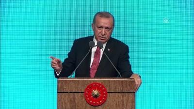 Cumhurbaşkanı Erdoğan: 'Din görevlilerimizden milletimize öncülük etmesini bekliyoruz' - ANKARA