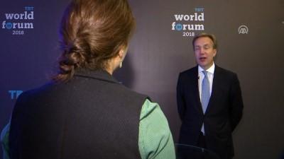 Dünya Ekonomik Forum Başkanı Brende: '4. endüstri devrimi kapımızı çalmış durumda'- İSTANBUL