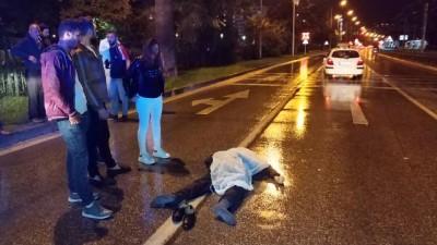 Samsun'da minibüs yayalara çarptı: 1 ölü, 1 yaralı