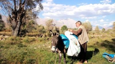 Şanlıurfalı çobanın ekmek mücadelesi - TUNCELİ