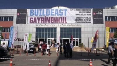 insaat firmasi - Yapı ve gayrimenkul fuarları ziyaretçilere açıldı - GAZİANTEP