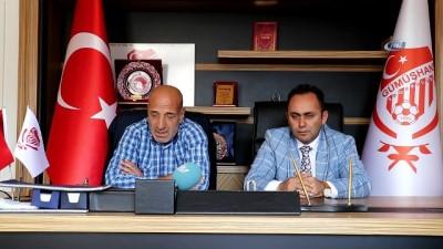 spor musabakasi - Ziya Doğan: 'Ben başarmadan gitmem'