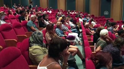 55. Uluslararası Antalya Film Festivali - '12 Yıllık Gece' adlı film sanatseverlerle buluştu