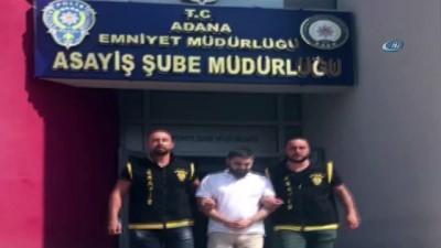akaryakit istasyonu -  Avukatı vurup 8 yıl hapis cezası alan çakma 'Polat' yakalandı