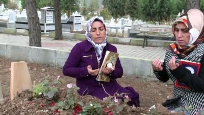 'Bayram bize çiçek getiriyordu artık biz ona çiçek getireceğiz' - TOKAT