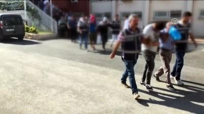 Fuhuş operasyonu: 14 gözaltı - HATAY