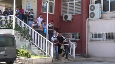 Hatay'da fuhuş operasyonu: 14 gözaltı