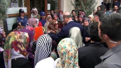 Şehit Yahya Şen, memleketi Kırıkkale'de toprağa verildi