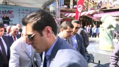 14. Tarihi Yarımada Balık Festivali başladı - İSTANBUL