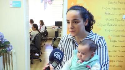Anne adayları iki yaş sonrasına kadar 'emzirmeye' teşvik ediliyor - ANKARA