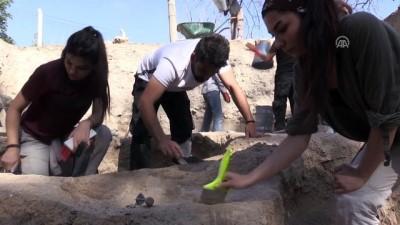 Antropolog ve arkeolog ikizler tarihi araştırıyor - KIRŞEHİR