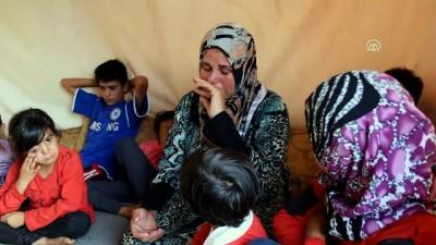 İdlib'e sığınan Türkmenler yardım bekliyor (2) - İDLİB