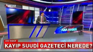 Kayıp Suudi gazeteci nerede?