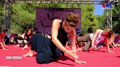 Mersin'de Spor Festivali