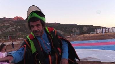 Türkiye Yamaç Paraşütü Akrobasi Şampiyonası - TUNCELİ