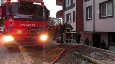 kiz cocugu - Ünye'de ev yangını - ORDU